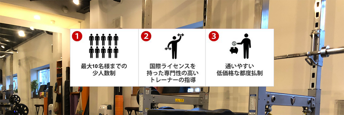 STUDIOの3つの特徴