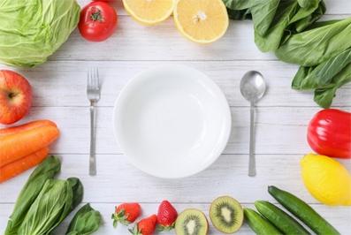 管理栄養士が食事のサポート