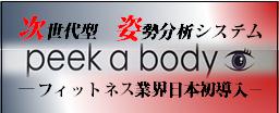 姿勢分析システム‐Peek a body-