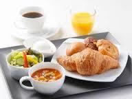 朝食と身体