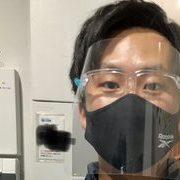マスク+フェイスシールドの着用で感染予防率が99.9%に!!!
